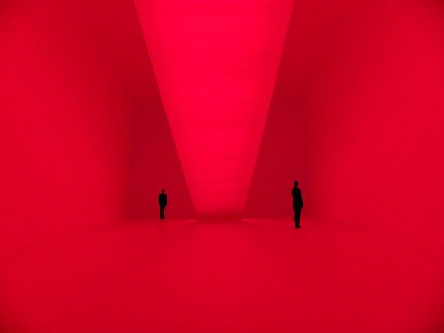Bridgets Bardo - James Turrell