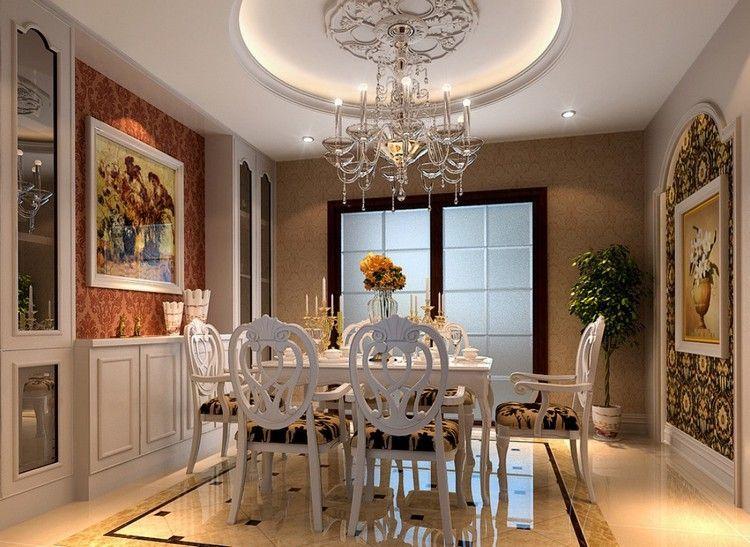 107 idées fantastiques pour une salle à manger moderne | Room