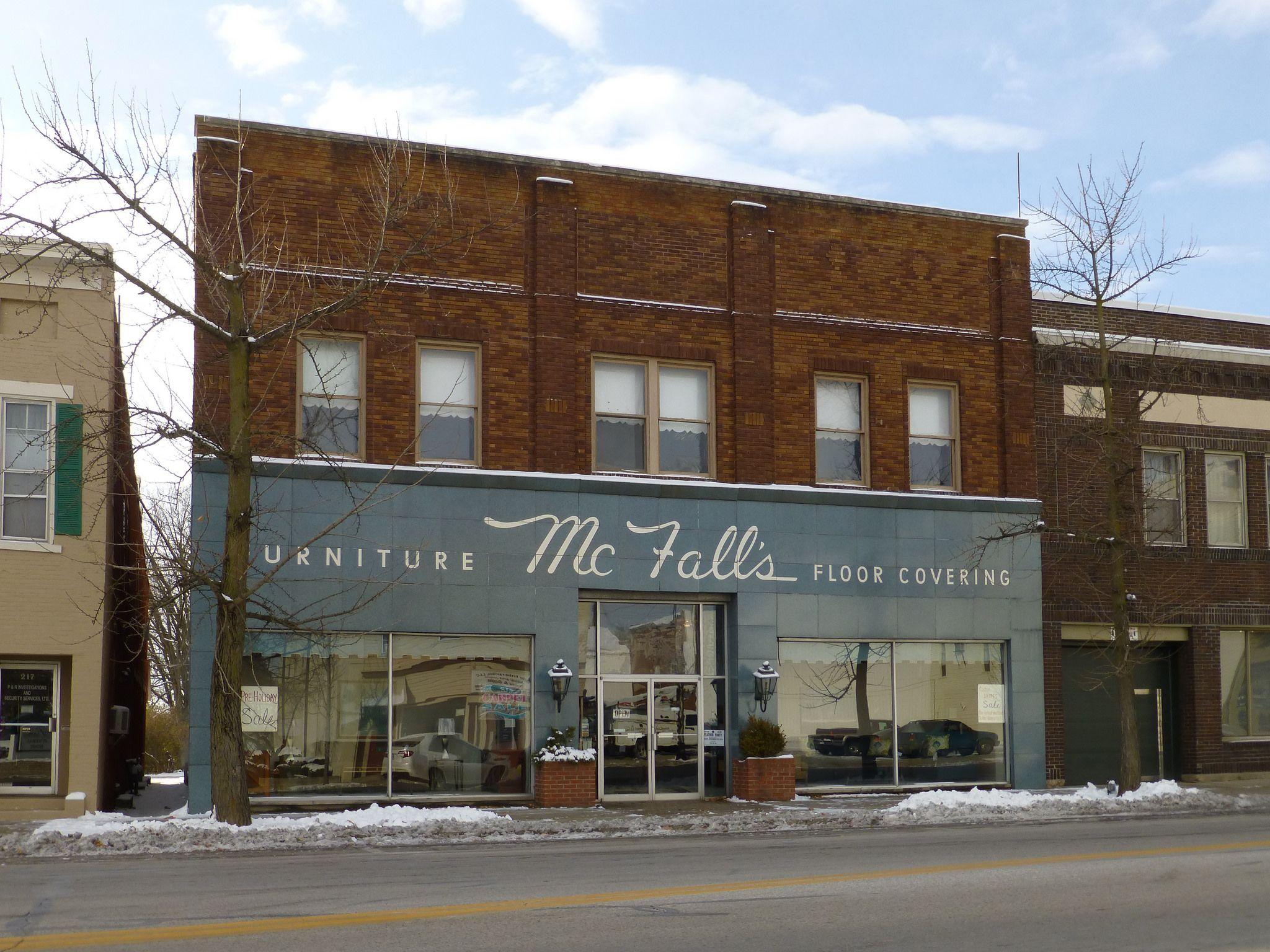 Eaton, OH McFalls Eaton, Renovations, Ohio