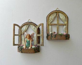 Miniature garden GIRL no wings - mini garden acces