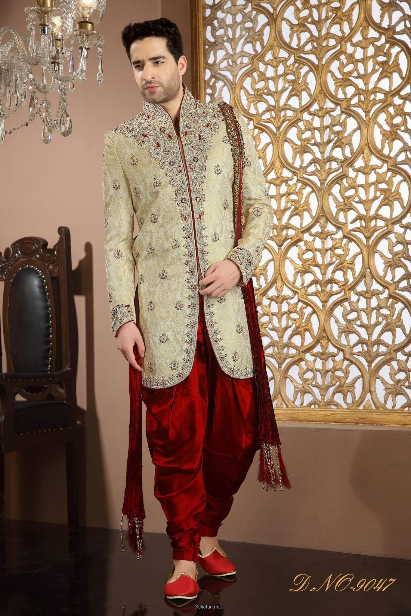 Tayyab Jamal Rawalpindi Groom Wear Shenai Wedding