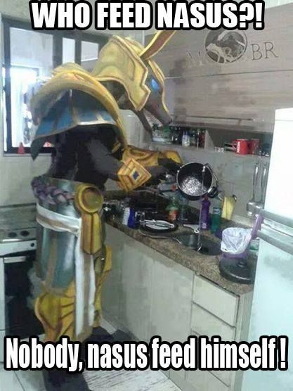 nasus feed nasus lol leagueoflegends league of legends pinterest gaming  cosplay and League of Legends Frog league of legends nasus guide season 8