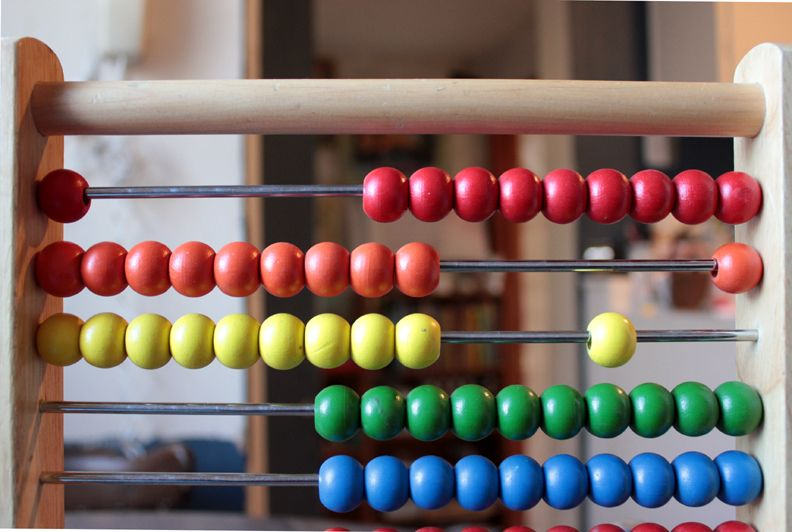 How to use an abacus addition abacus being used fun