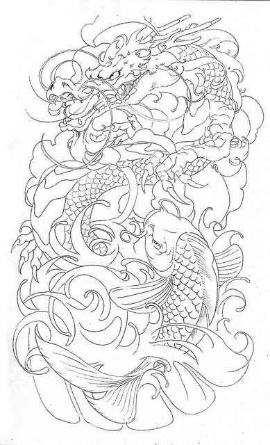 Pin de Nathan D en Sleeve   Pinterest   Tatuajes, Tatuaje japonés y ...