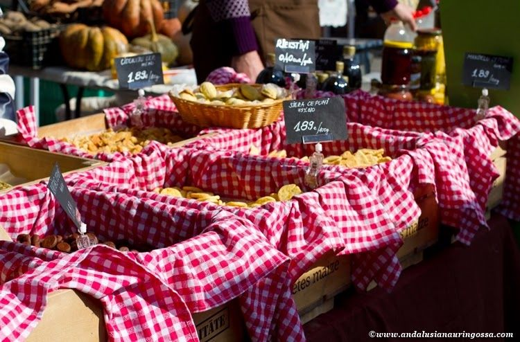 Charming wooden house quarter of Kalnciema in Riga is the venue of a wonderful Farmers' Market every Saturday