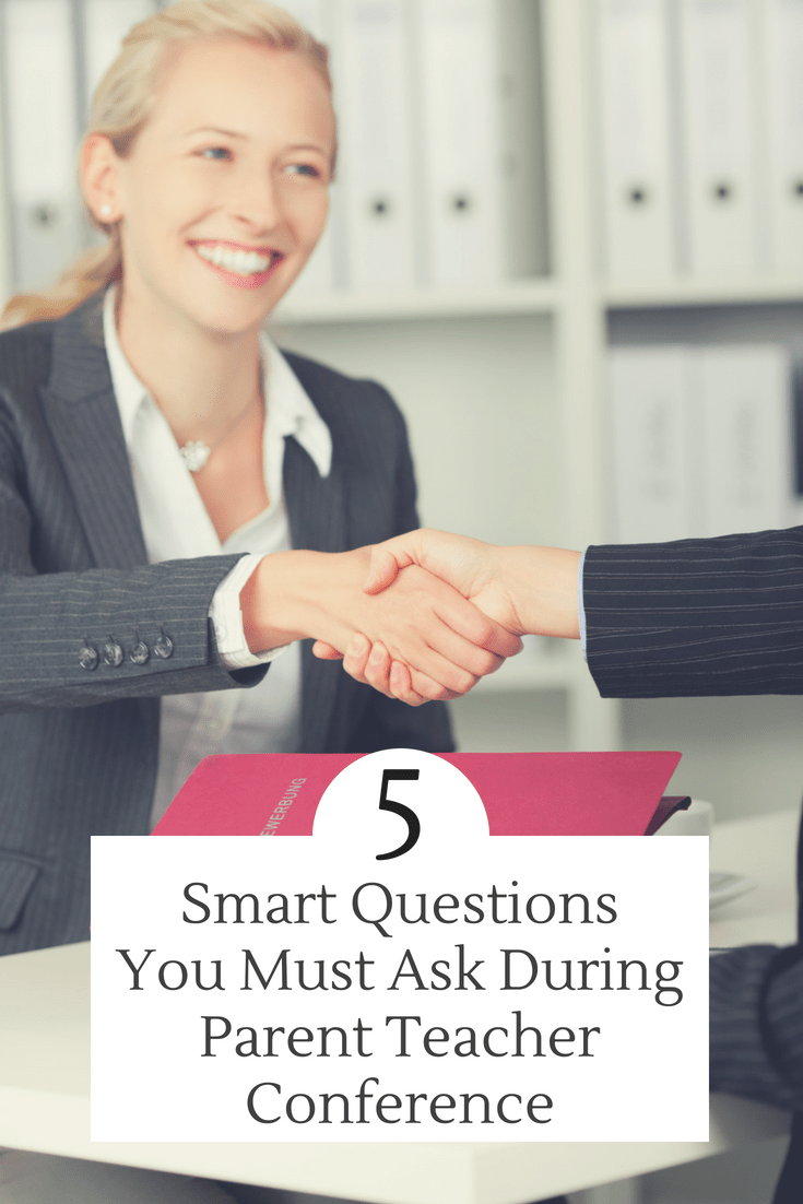 5 Smart Questions You Must Ask During Parent Teacher Conference