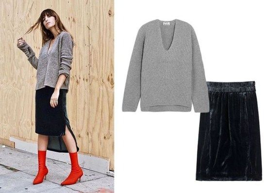 cda2d2aa03e Awesome 20+ Stylish Sweaters Outfit Winter Try