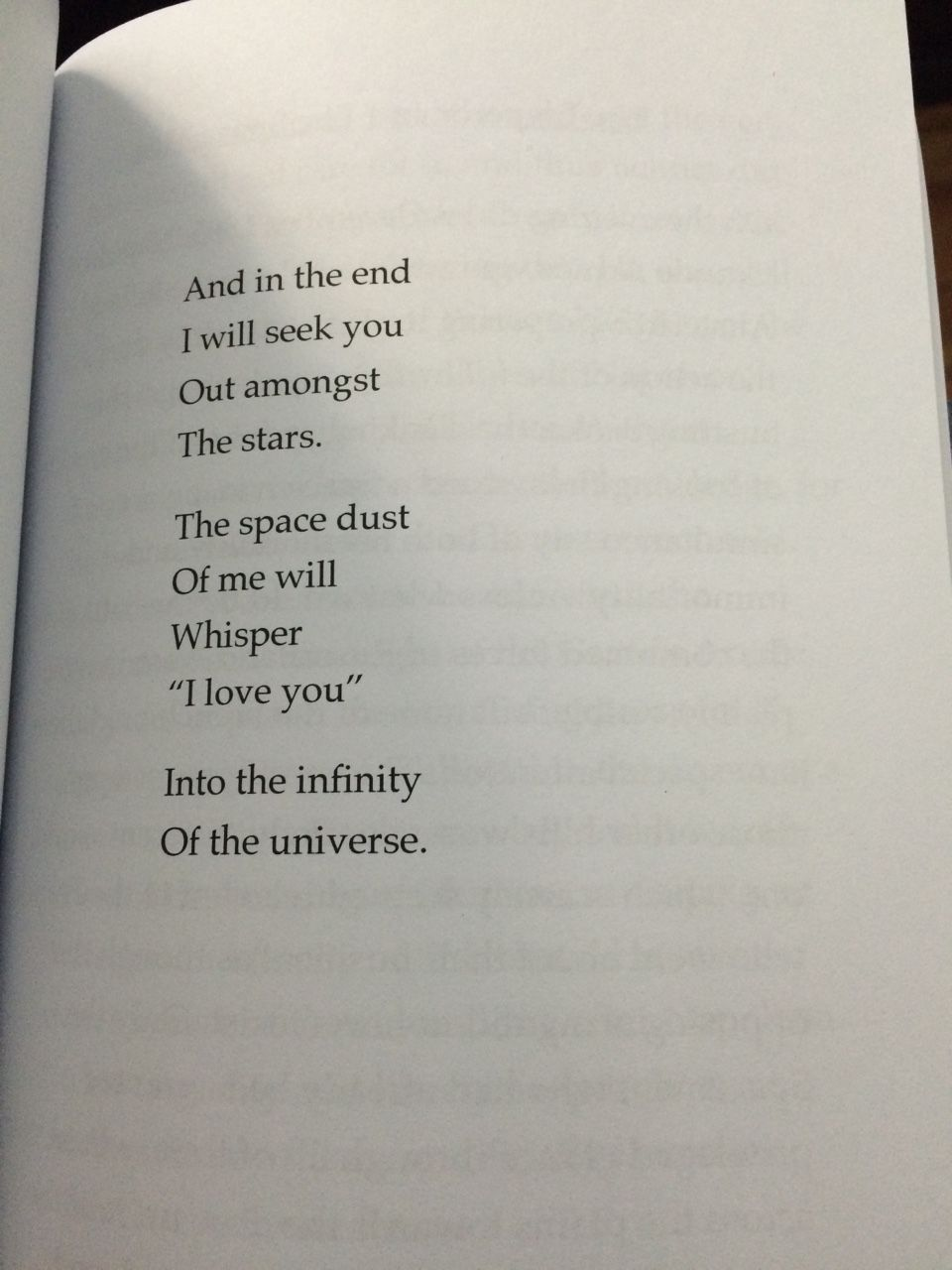 Love And Space Dust David Jones Quoteswords Obsession Jokes