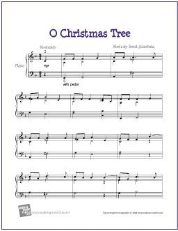 O Christmas Tree Peanuts Easy Jazz Piano Sheet Music Pdf Christmas Piano Music Piano Sheet Christmas Sheet Music