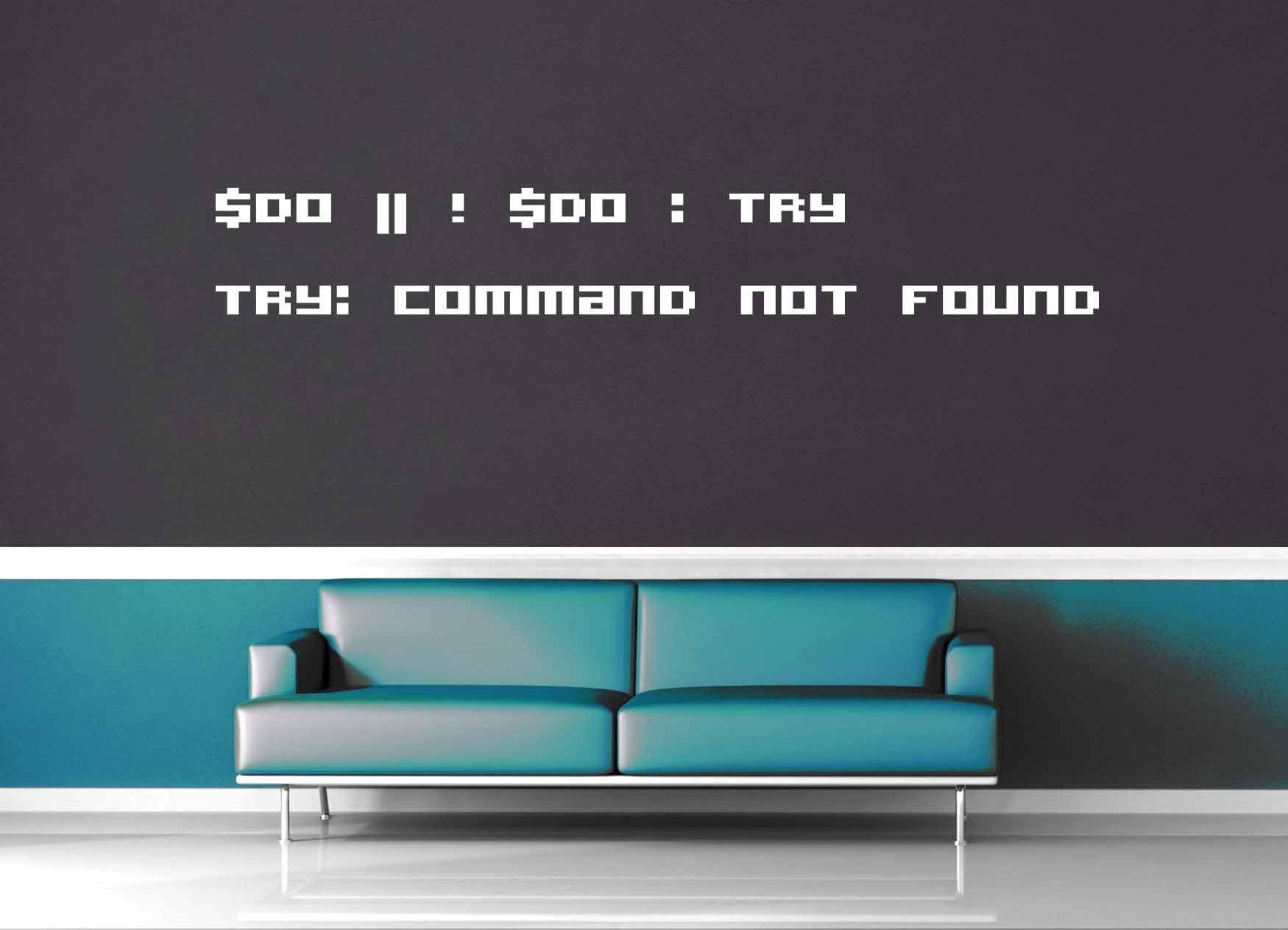 Do or Do Not - Star Wars Quote - Wall Decal  #decoration #geekerymade #oracal #InteriorDesign #handmade #décor #HomeDécor #CutSticker #decal #geek