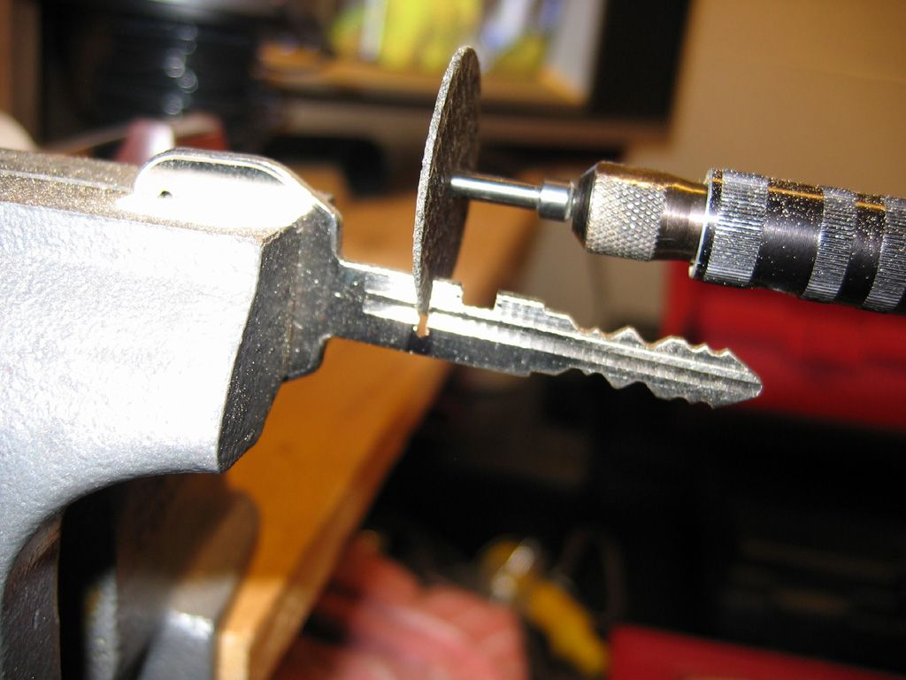 The Way Key Cutting Works