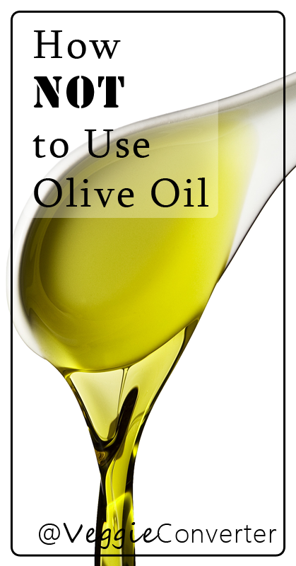 how to use olive oil in food