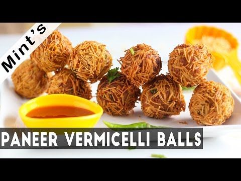 Paneer vermicelli balls recipe in hindi indian breakfast recipes paneer vermicelli balls recipe in hindi indian breakfast recipes healthy recipes ep 147 youtube forumfinder Images