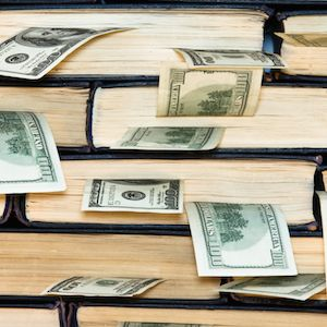 What's Your Annual Book Budget?