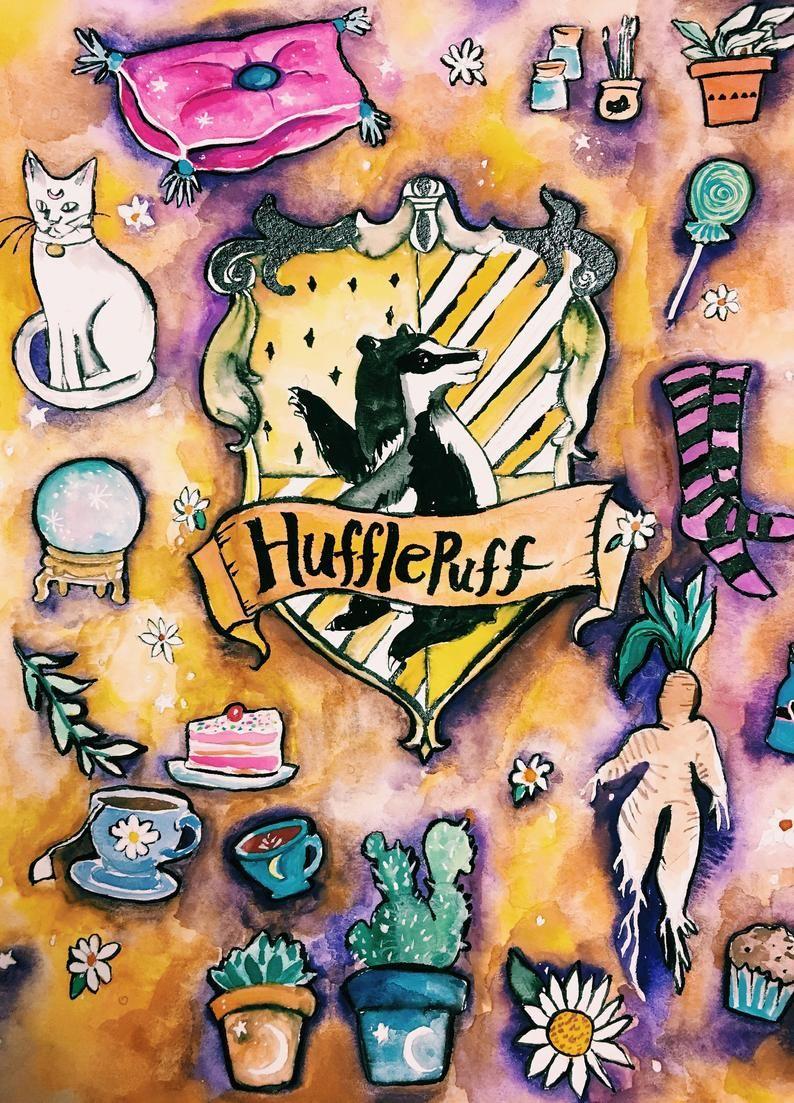 Hufflepuff | Etsy