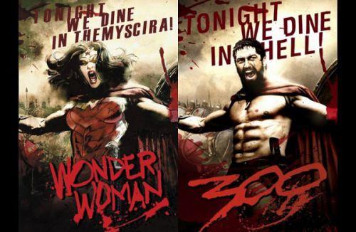 DC Comics x Hollywood - Posters de Filmes - GEEKISS