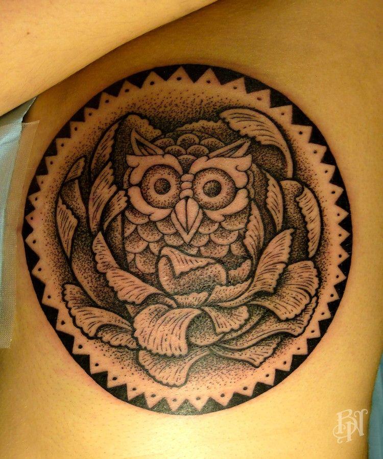 By BleuNoir Tattoo (Paris) #tattoo