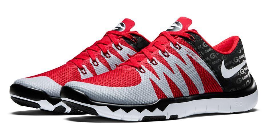 c3d62e138b ... Nike-Free-Trainer-5.0-V6-Georgia-Bulldogs-pair. Air Max ...