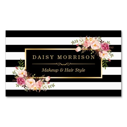 This is cute business cards pinterest salon gold vintage this is cute business cards pinterest salon gold vintage floral and business cards reheart Choice Image