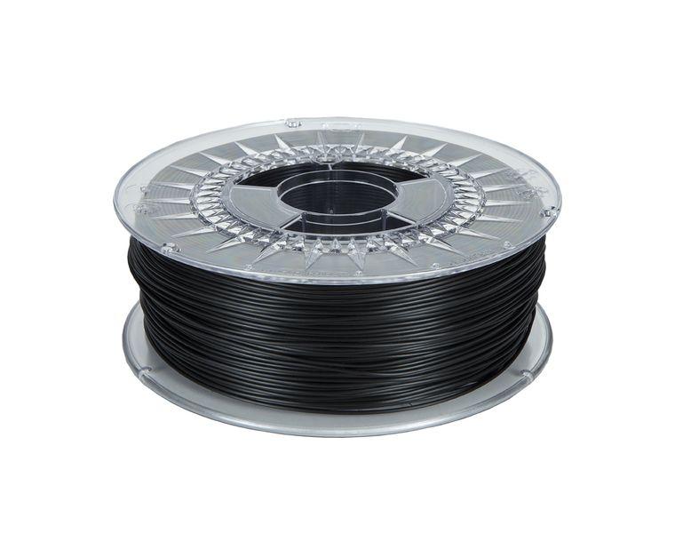 Pure Black 1.75mm PLA INGEO 3D850 Filament Schwarz 1000g