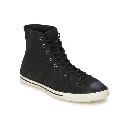 Sneakers Converse Chuck Taylor All Star FANCY LEATHER HI Nero 350x350