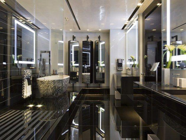 Modern Bathroom Design Miami an '80s-style miami bathroom | 80´s inspiration | pinterest | 80s