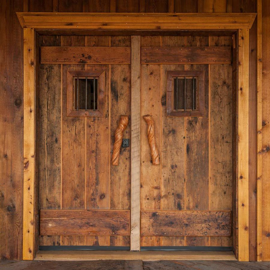 The Old World Door Collection - Heritage Restorations | For the Home ...