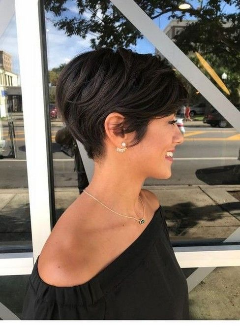 60+ Dare to be Beautiful with Short Hairstyle Look