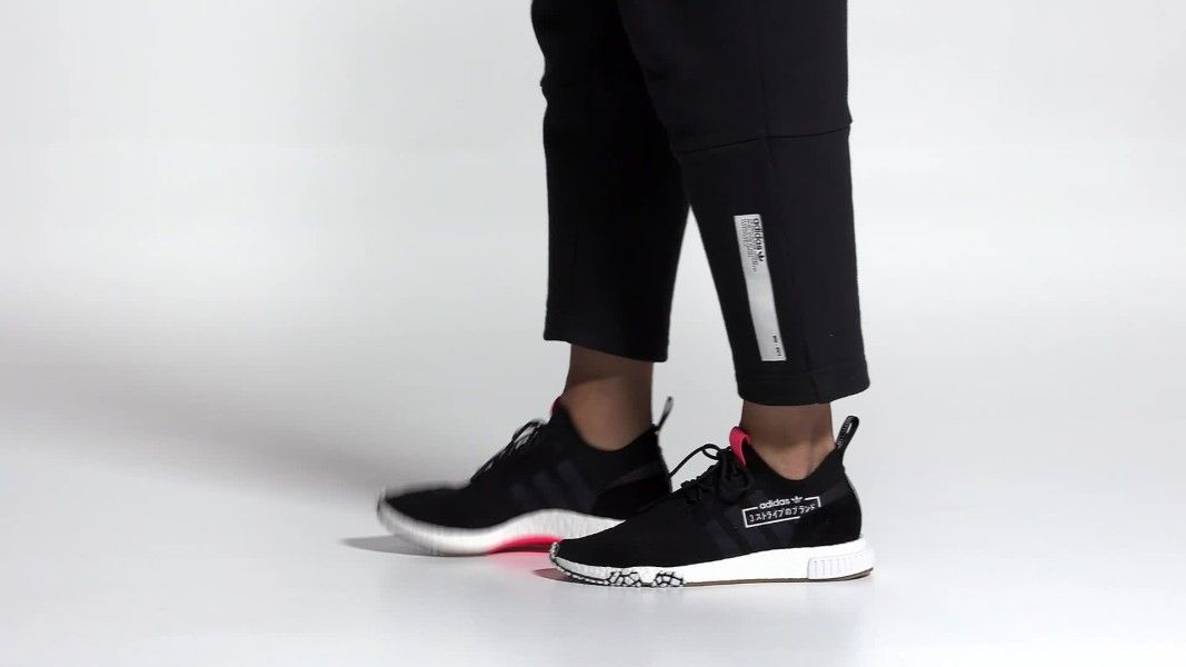 adidas NMD_Racer Primeknit Shoes