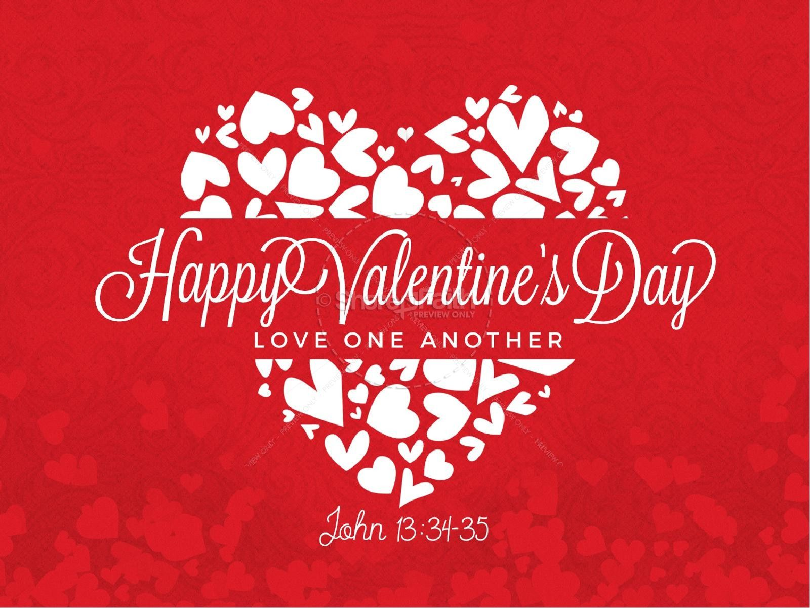 Happy valentines day love one another church powerpoint set happy happy valentines day love one another church powerpoint set alramifo Gallery