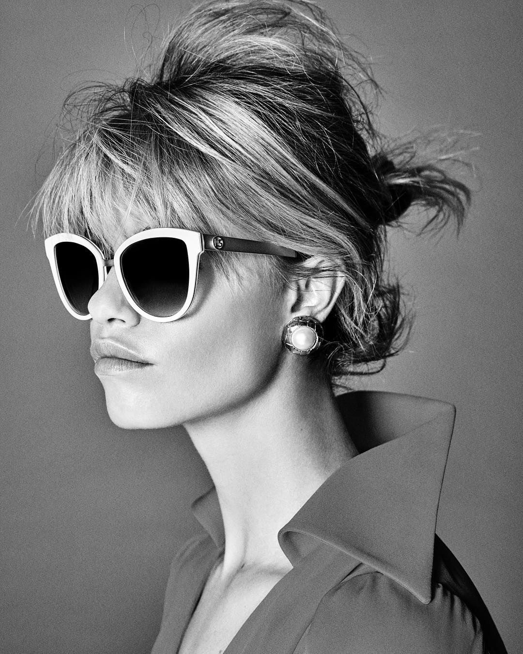 173e52a4dea Luisa Spagnoli | EYEWEAR in 2019 | Hailey clauson, Fashion, Spring ...