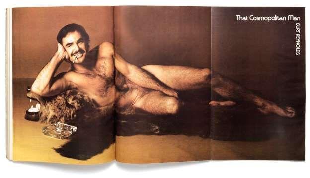 Bear Down Burt Reynolds Says He Regrets His Famous Bearskin Rug Photo We Sure Don T