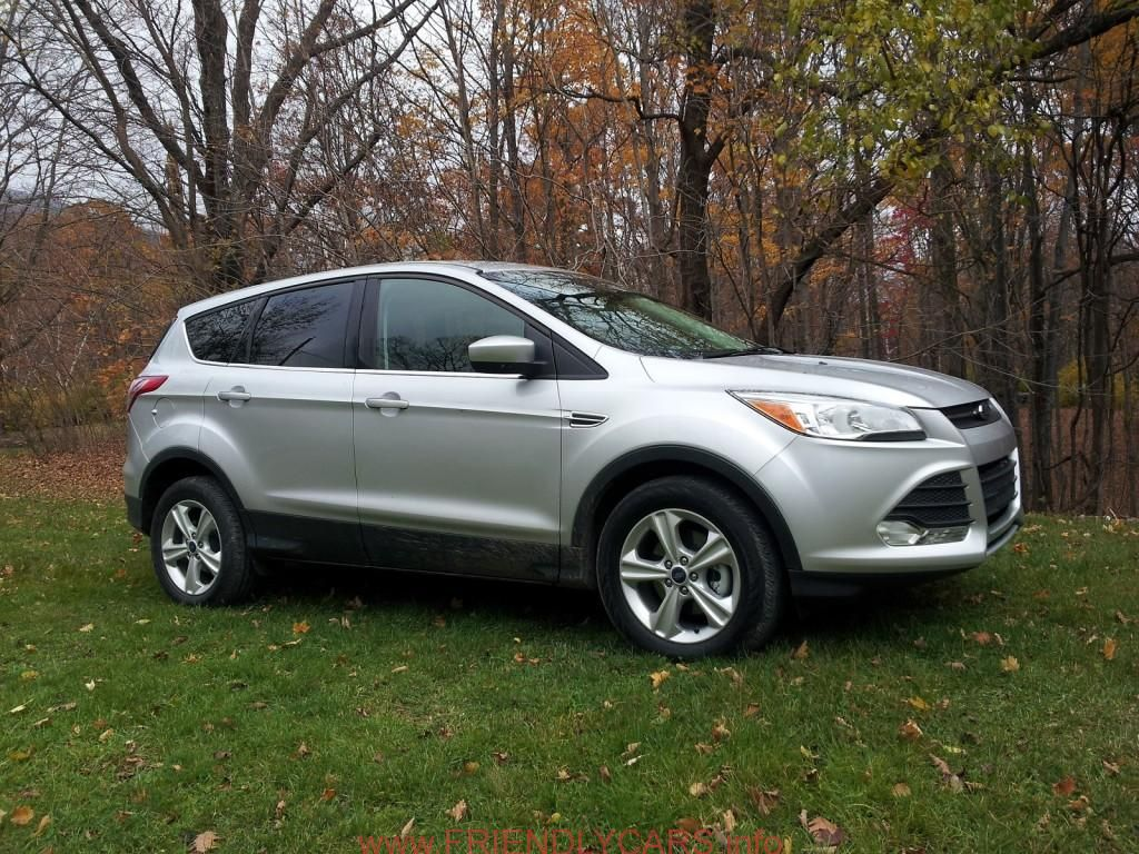 Cool black ford escape 2014 car images hd 2014 ford escape se 16 liter ecoboost gas