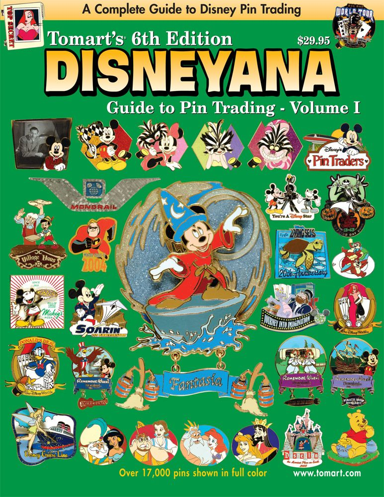 An awesome guide for Disney Pin Traders.