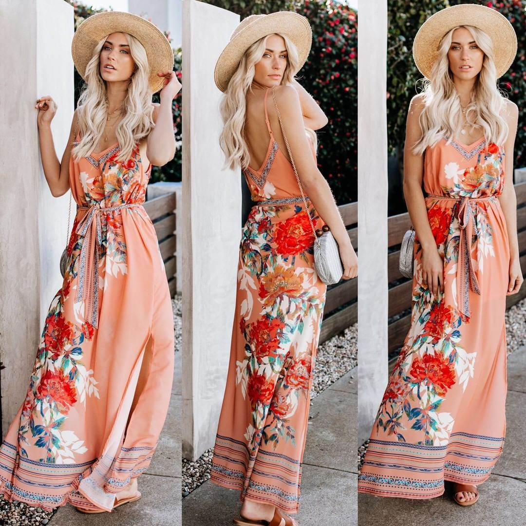 More Items Added To The Vici Vip Collection Take Me To Paradise Printed Maxi Dress 48 Sizes S L Who S Ready For A Little Getaway We [ 1080 x 1080 Pixel ]