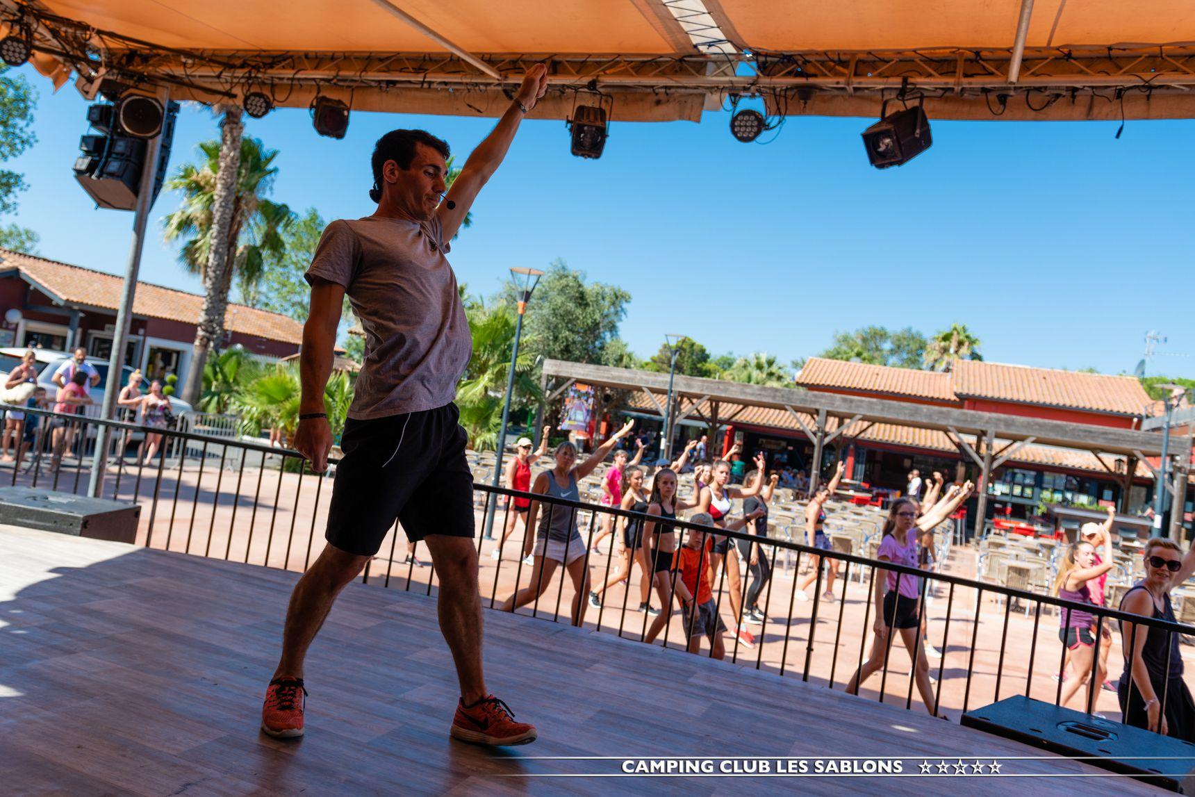 Au Village Club Les Sablons ***** le sport est à l'honneur