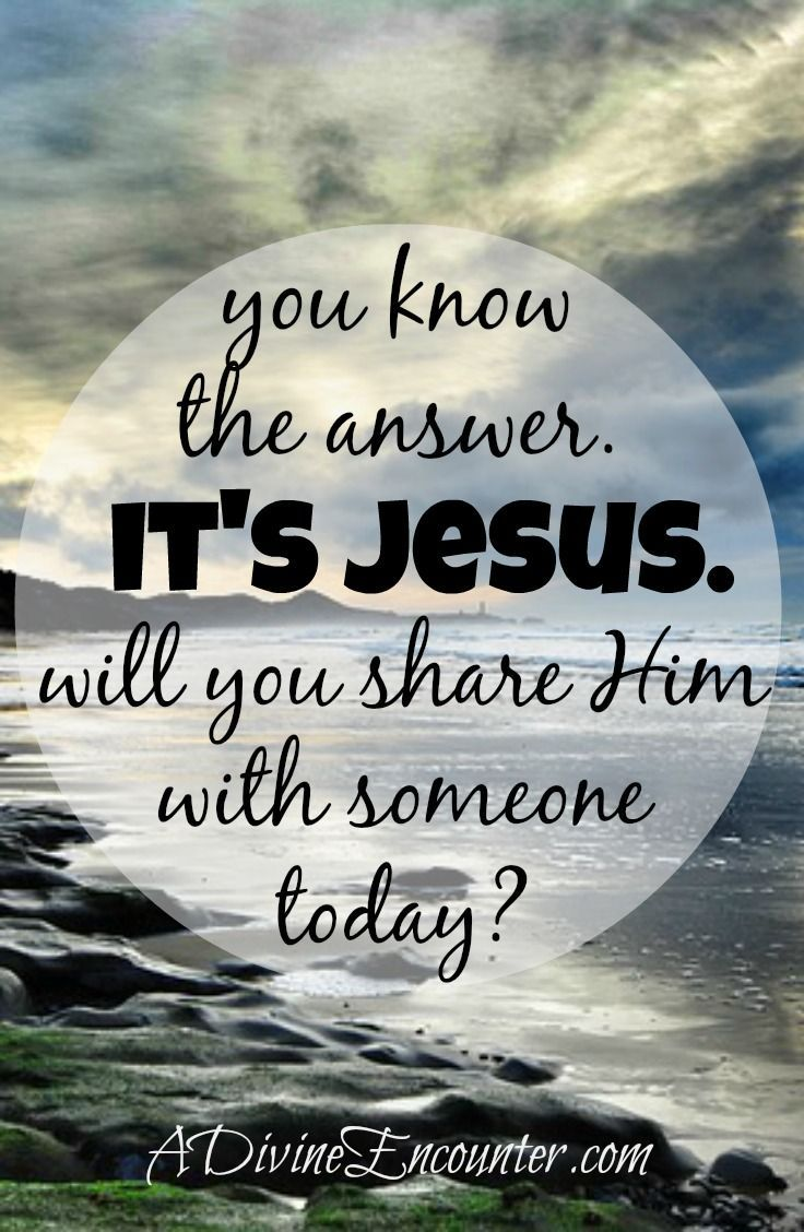 Christian Love Quotes For Him Jesus Is The Answer  Quotes And Sayings  Pinterest  Jesus Is