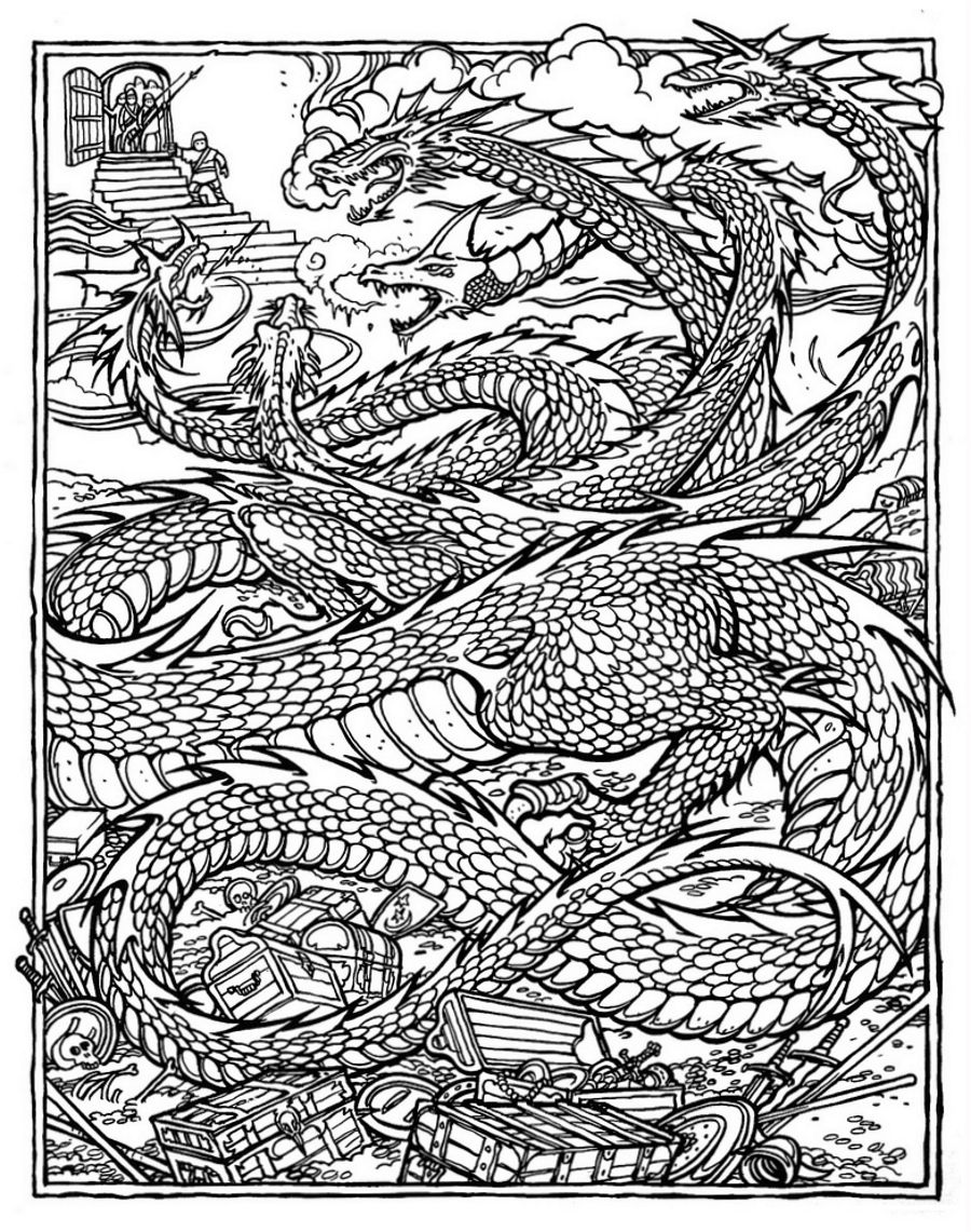 Pin von HWC ONG auf Coloring Sheets (adult) | Pinterest