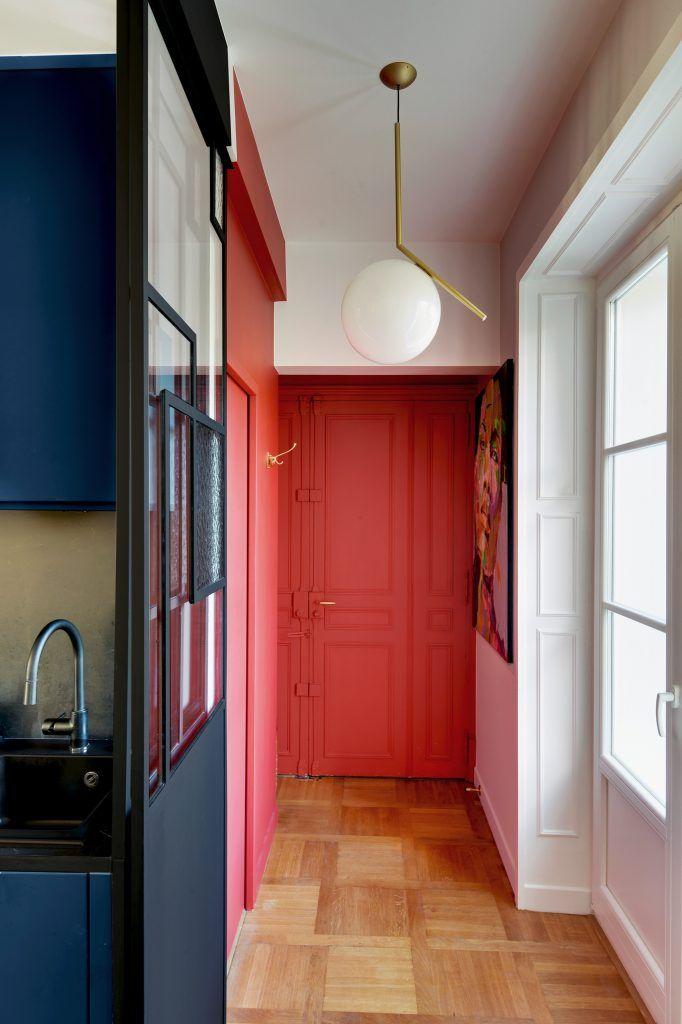 Foyer Art Vif Bienne : Transformation d un petit appartement parisien in