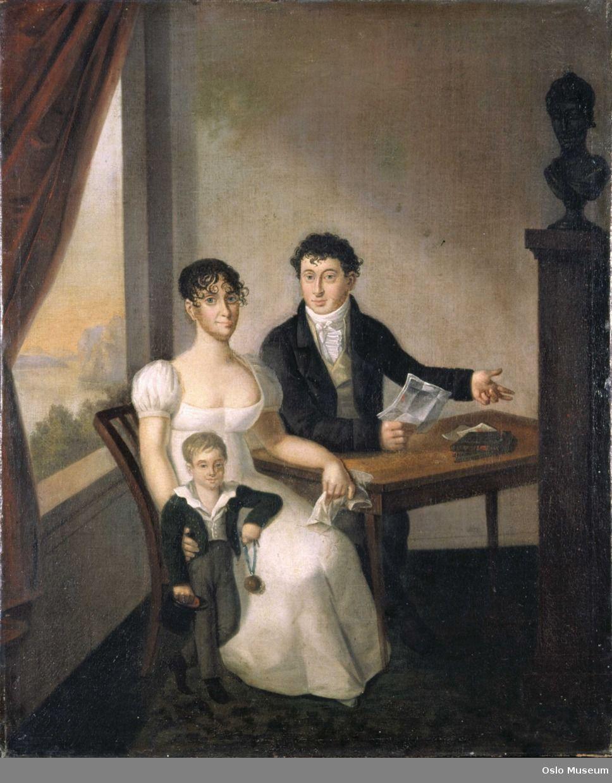 Artist Vogt, Carl Frederik 1812