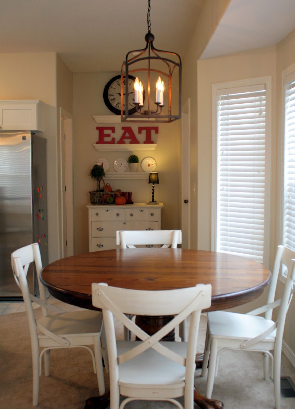 kitchen table chandelier ideas home decor to kitchen ...