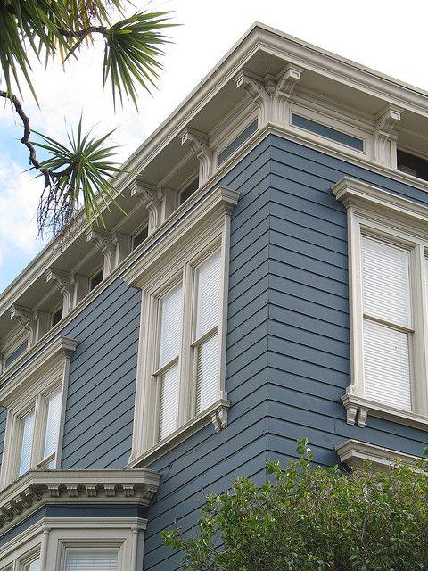 Buckland Blue By Bm Love Exterior Design