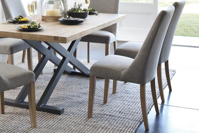 Bari Dining Chair By John Young Furniture Harvey Norman New