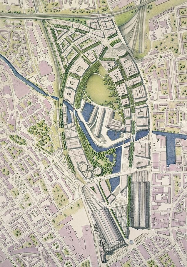 ar Essay   'The Big Rethink: Urban Design' by Peter Buchanan