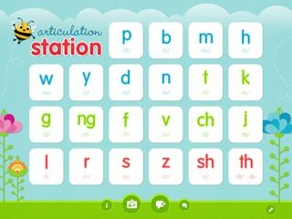 Best Speech Therapy Apps: Articulation Station by Little Bee