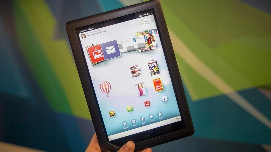 Barnes and Noble Set to Abandon The Nook? | Technology ...