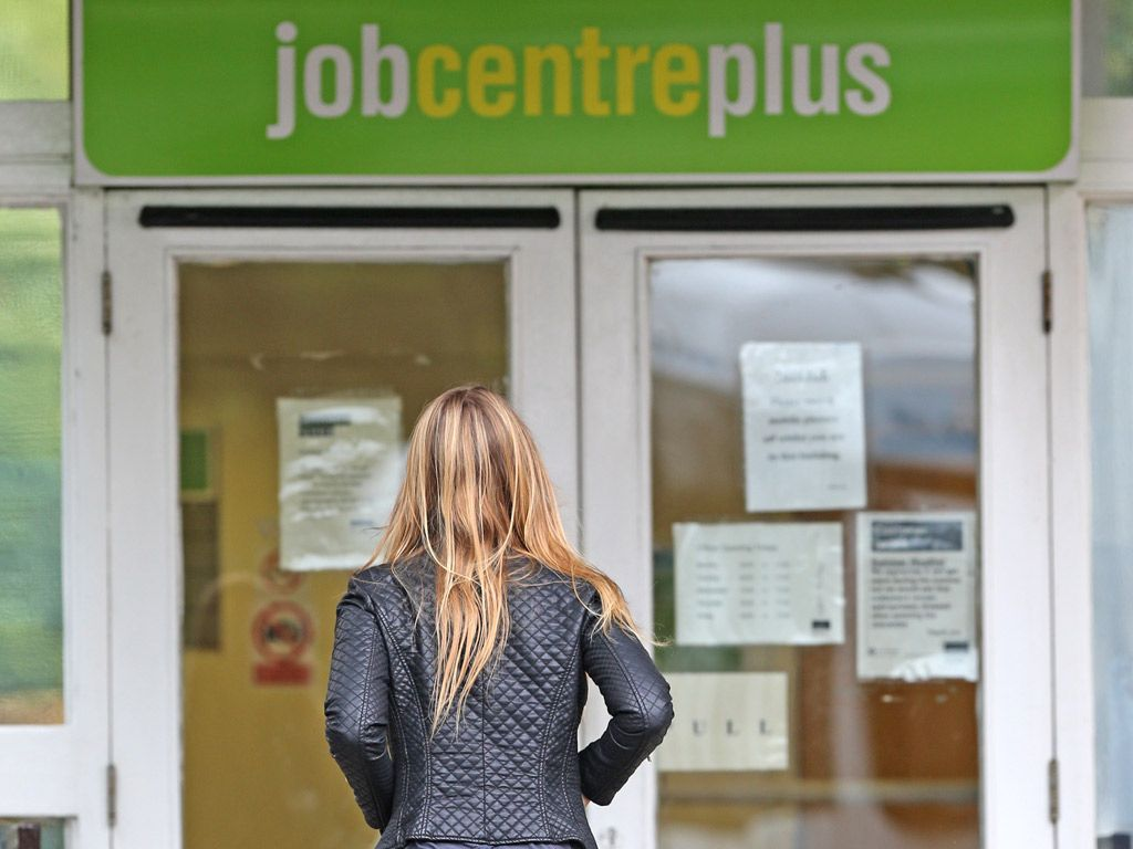 Unemployment Will Scar Us For Years