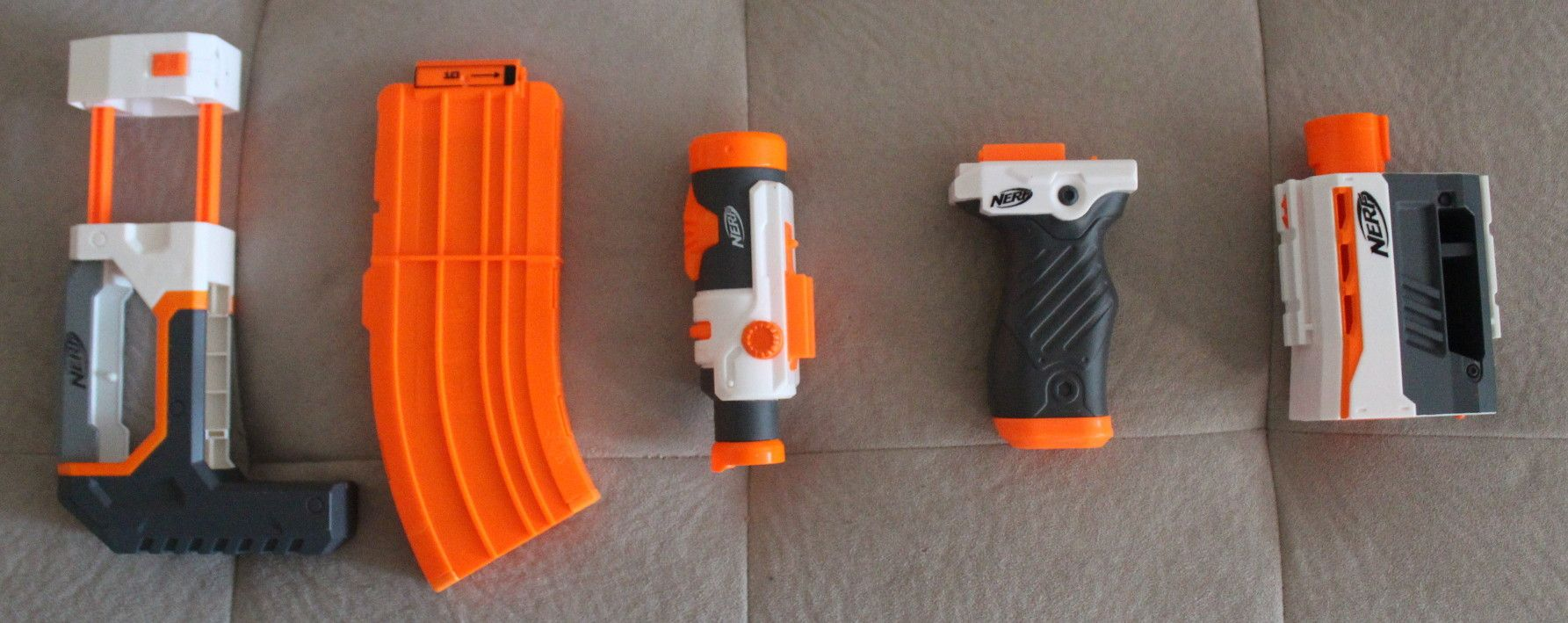 Nerf Gun Attachments