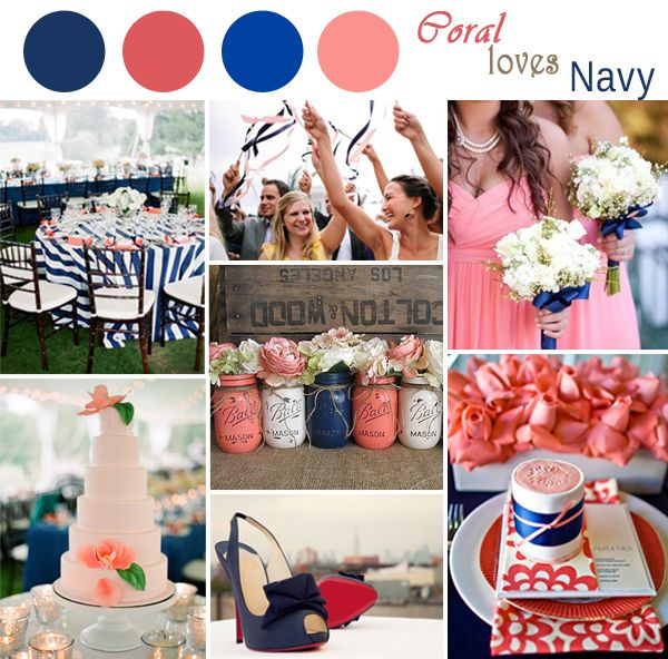 10 Perfect Trending Wedding Color Combination Ideas for 2014 ...