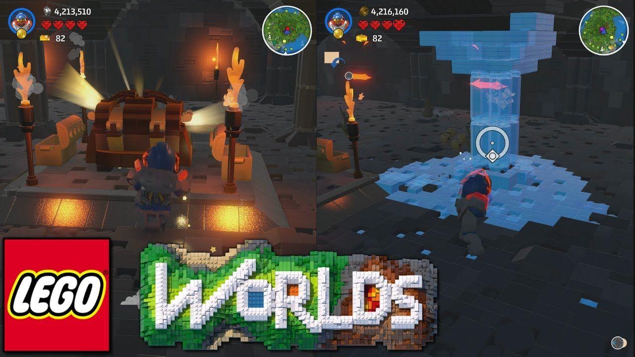 Lego Worlds Codes